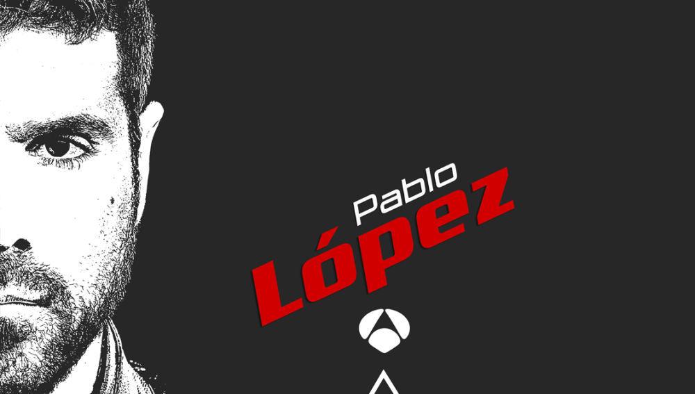 Pablo López, coach de 'La Voz'