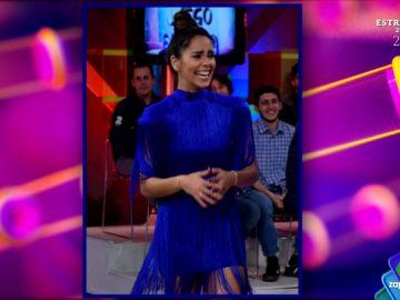 El espectacular vestido de Cristina Pedroche