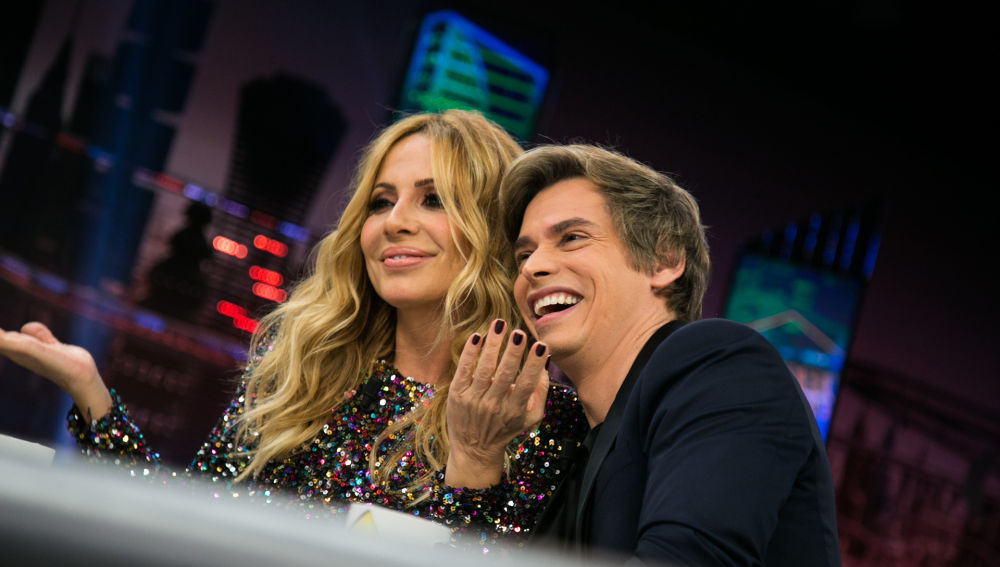 """Carlos Baute y Marta Sánchez recuerdan en 'El Hormiguero 3.0' su canción 'Colgando en tus manos': """"Fue histórica"""""""