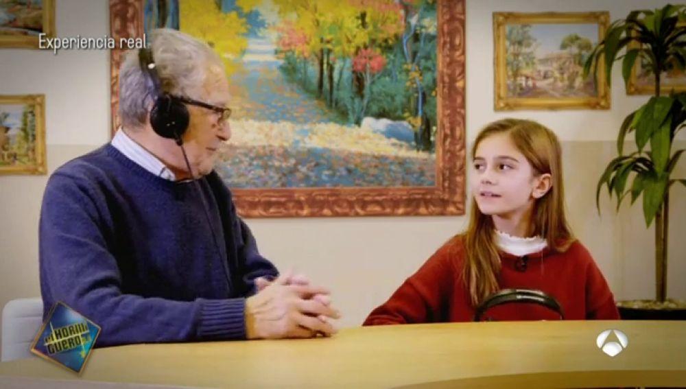 Mayores y niños descubren las diferencias entre la música de ayer y hoy