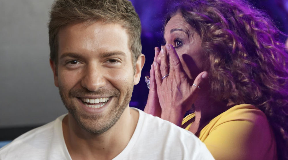 Una sincera Lolita se rinde ante Pablo Alborán tras su paso por 'Tu cara me suena'
