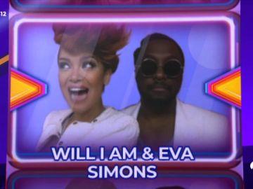 Blondie, Will.I.Am, Nicky Jam y Eminem, entre las imitaciones de la semana