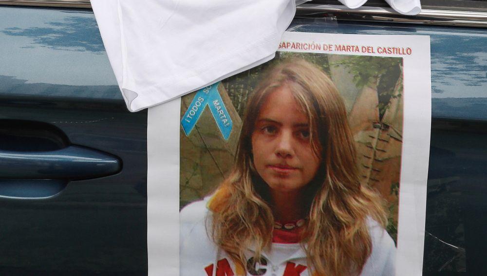 Diez años sin Marta del Castillo