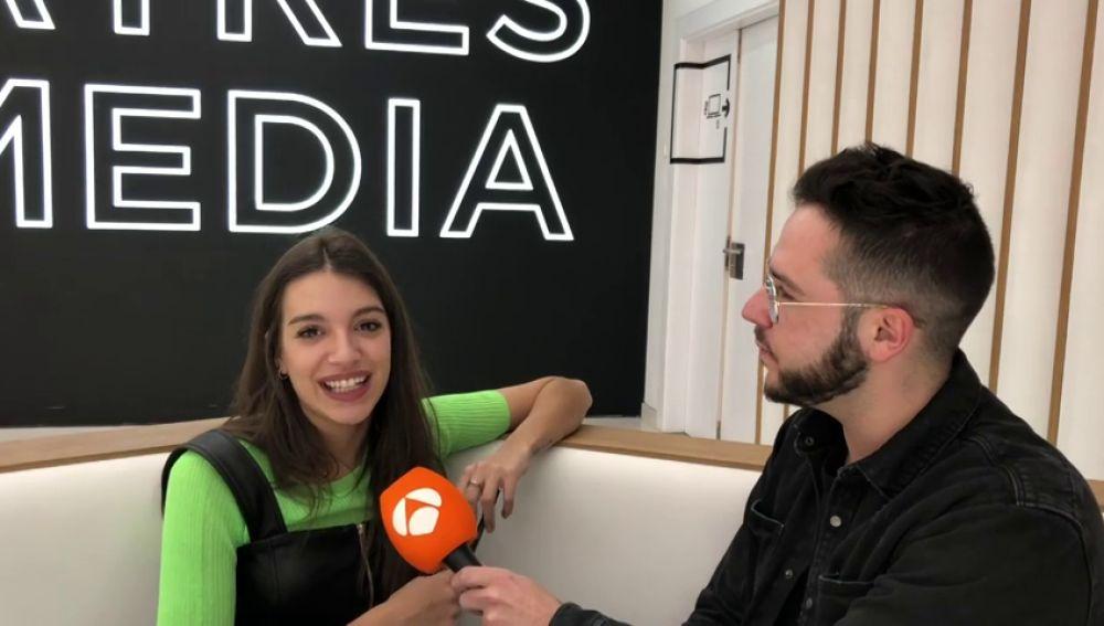 """Ana Guerra: """"incluiré canciones que nadie conoce en la gira"""""""