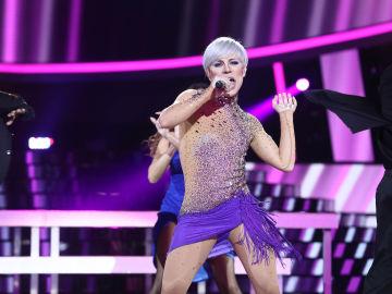 VÍDEO: Carlos Marco se transforma en Soraya Arnelas para cantar 'La noche es para mí' en 'Tu cara me suena'