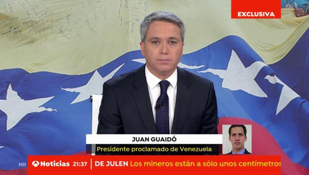 ENTREVISTAS GUAIDO