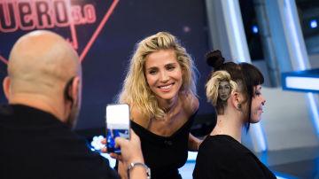 Elsa Pataky, fascinada con los cortes de pelo de Rob en 'El Hormiguero 3.0'
