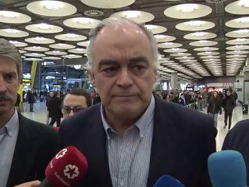 """Esteban González Pons, uno de los expulsados de Venezuela: """"Nos han retenido y nos han quitado los pasaportes"""""""