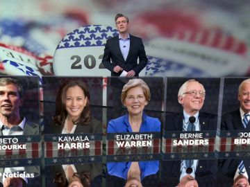 Los candidatos demócratas favoritos para arrebatarle a Trump la presidencia de Estados Unidos