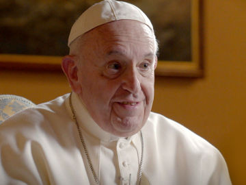 Salvados el papa | Jordi Évole entrevista al Papa Francisco en el Vaticano