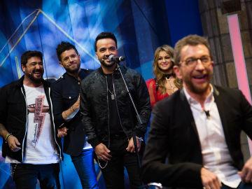 Los coaches de 'La Voz' se someten a las Audiciones a ciegas de 'El Hormiguero 3.0'