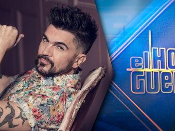 El miércoles, 24 de abril, visita 'El Hormiguero 3.0' el cantante colombiano, Juanes
