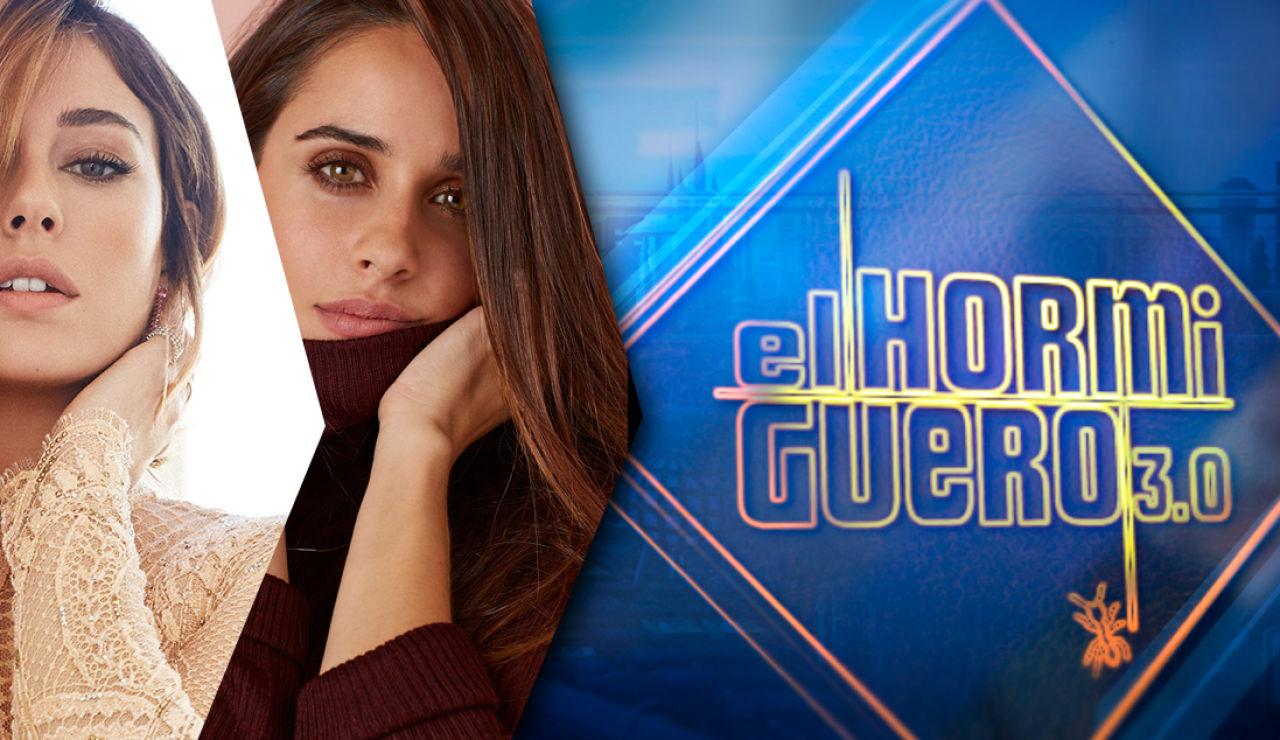 El jueves, 25 de abril, ponemos el broche a la semana con la visita a 'El Hormiguero 3.0' de Blanca Suárez y Macarena García