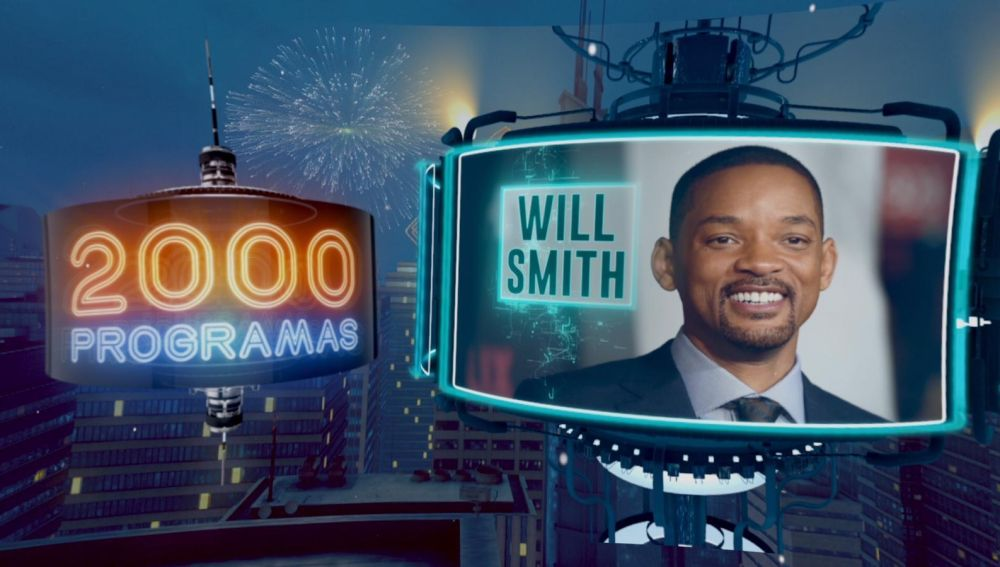 Vente a ver a Will Smith a Londres en 'El Hormiguero 3.0'