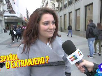 ¿Español o extranjero?: el nuevo juego de 'Zapeando'