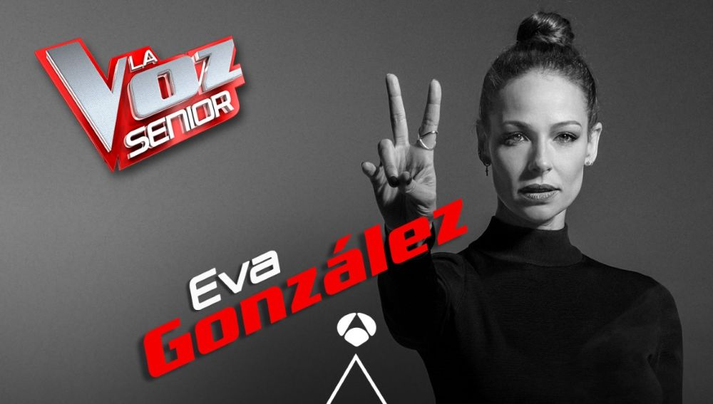 Eva González presentadora La Voz Senior