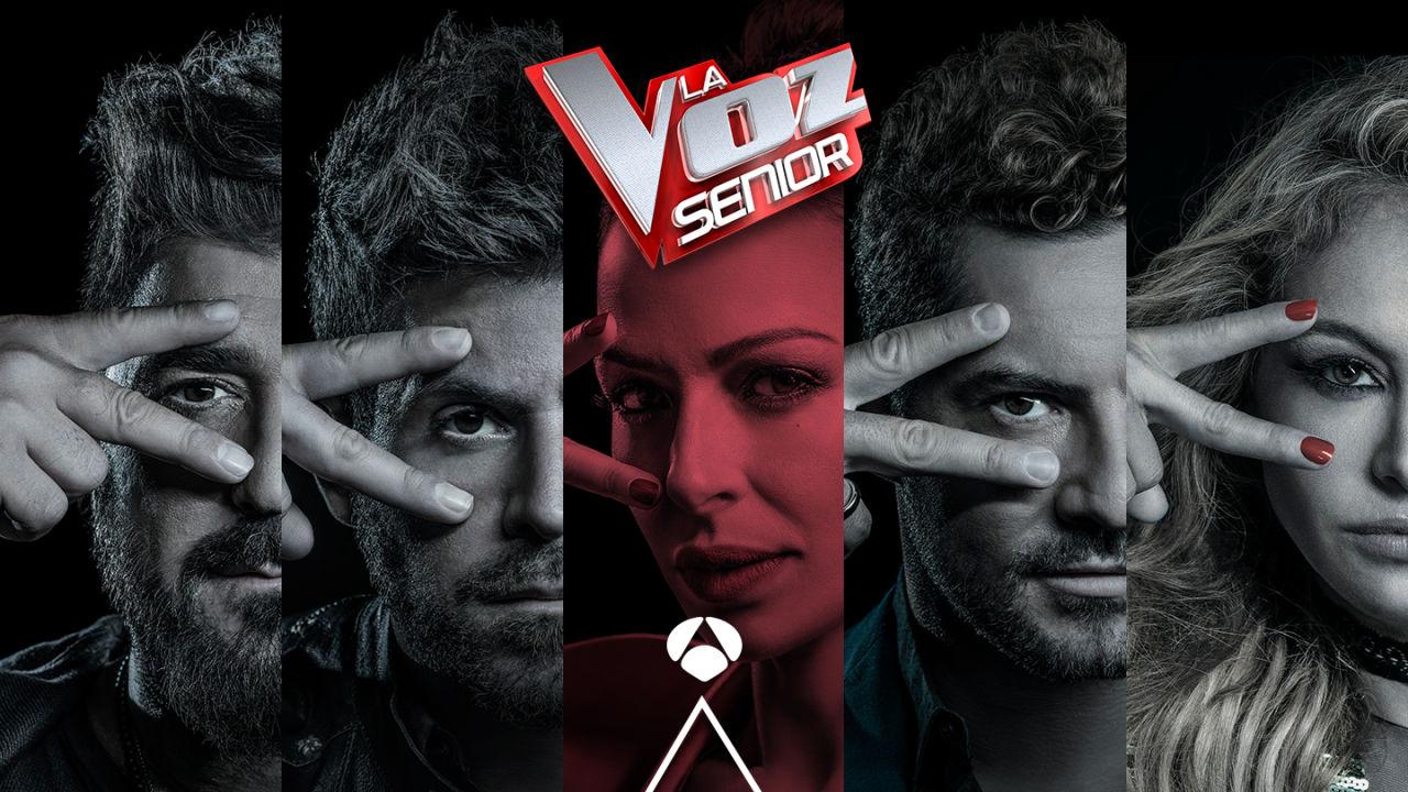 'La Voz Senior' Llega A Antena 3 Internacional