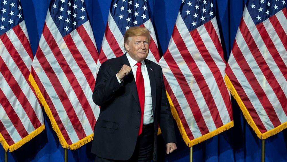 Trump retira los aranceles al acero y el aluminio de México y Canadá para  'allanar el camino' a un acuerdo comercial