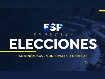 Este domingo, especial 'Elecciones autonómicas, municipales y europeas' en Antena 3
