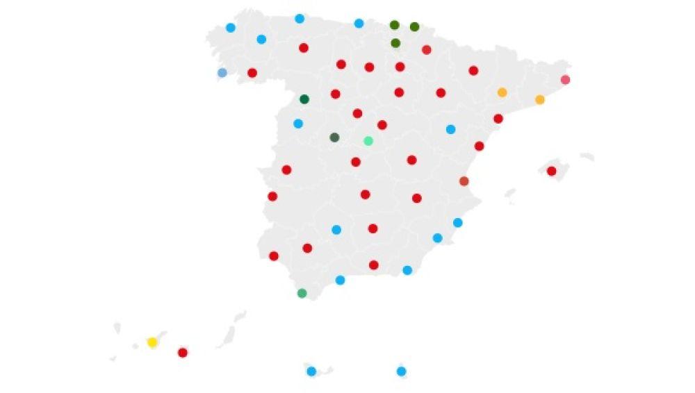 Elecciones municipales del 26M en España