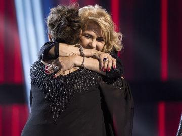 Semifinal: Helena Bianco pasa a la Gran Final de 'La Voz Senior' en el equipo de Pablo López