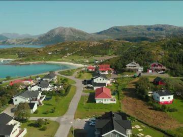 """Una isla de Noruega propone ser """"la primera zona libre de tiempo del mundo"""""""