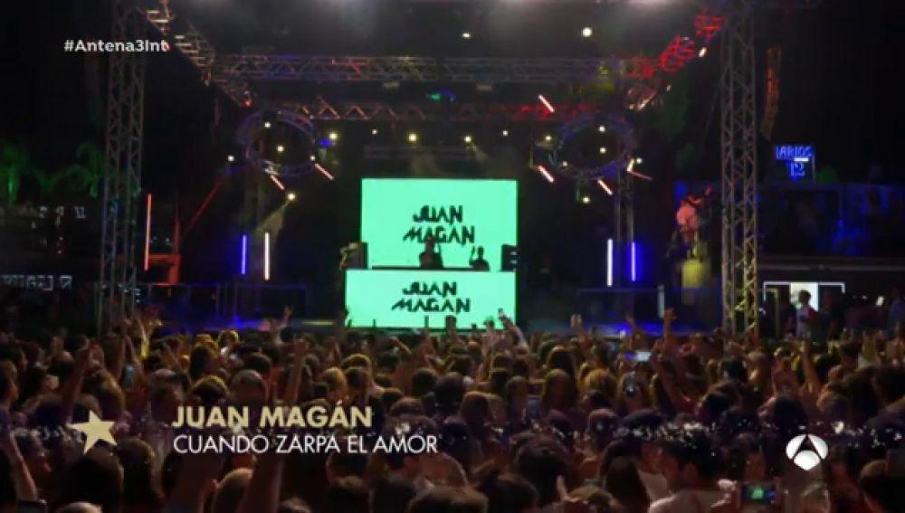 """Juan Mágán: """"Es como venir a casa"""""""