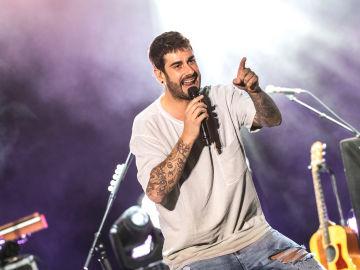 Melendi arrasa el Auditorio en el festival de Starlite de Marbella