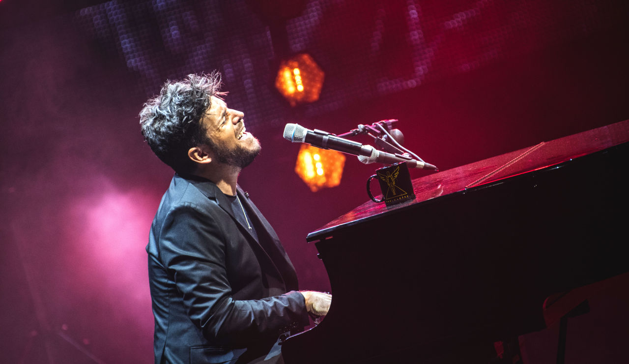 Pablo López brilla un año más en el festival de Starlite