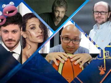 Ricardo Darín, Ana Guerra y Cepeda, Jesús Vidal y Santiago Segura, próximos invitados de 'El Hormiguero 3.0'