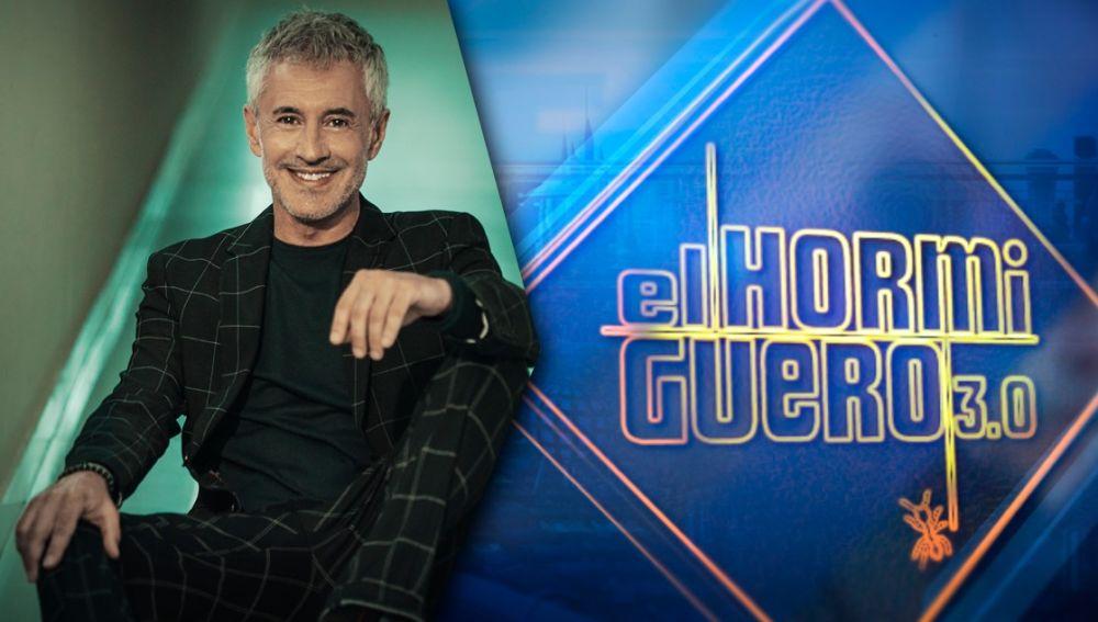 Sergio Dalma repasa su carrera en 'El Hormiguero 3.0'