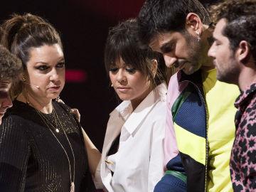 Así comienza la última noche de Batallas: lágrimas y actuaciones de infarto esta noche en 'La Voz Kids'