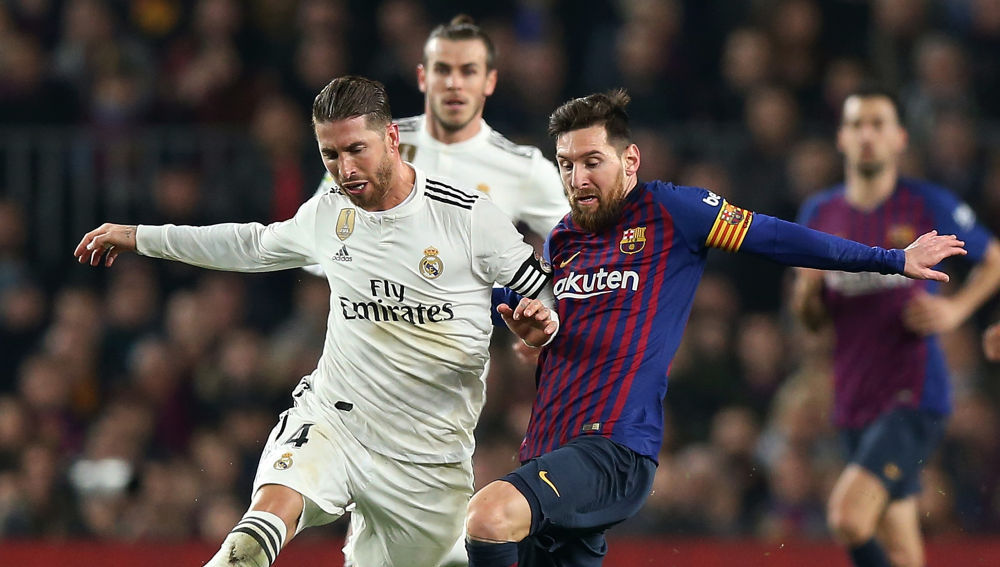 Jugones (13-11-19) El Clásico Barça-Real Madrid se jugará el miércoles 18 de diciembre a las 20:00 horas