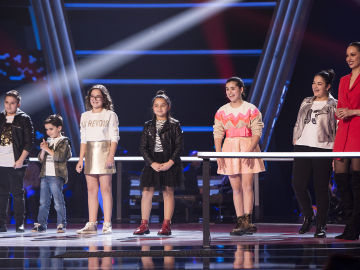 La Voz Kids - Asaltos - Rosario decide qué talents pasan a la semifinal | Asaltos