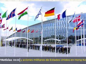 La cumbre de la OTAN amenaza con convertirse en un choque entre aliados