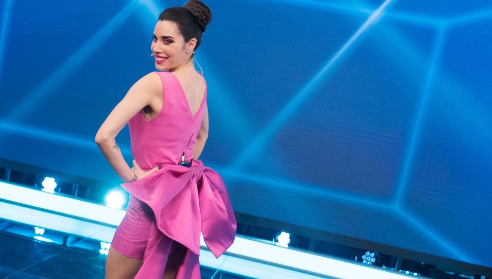 Pilar Rubio sorprende para una Nochevieja a todo color