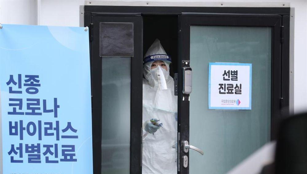 Medidas contra el coronavirus en Corea del Sur