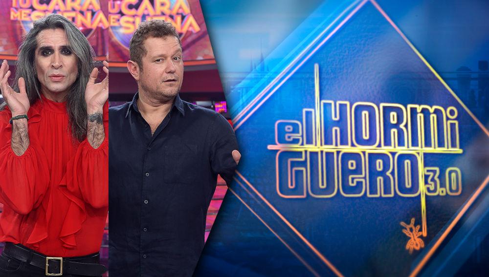 El martes, noche de risas y buen rollo con Mario Vaquerizo y El Monaguillo en 'El Hormiguero 3.0'