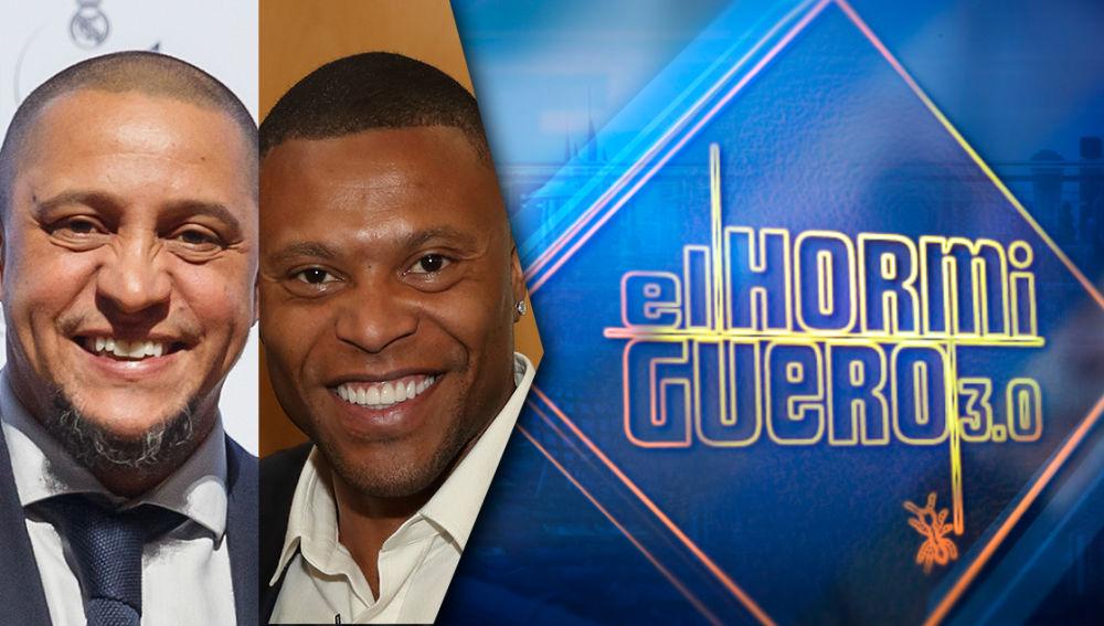 El jueves, cerramos la semana de 'El Hormiguero 3.0' con el regreso de Roberto Carlos y Julio Baptista