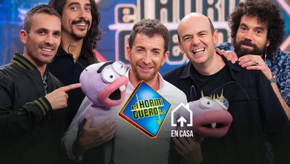 T8 El hormiguero QUÉDATE EN CASA con logo (Sección)