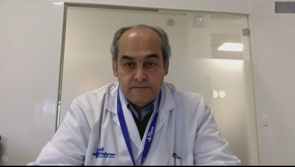 Doctor Almirante.