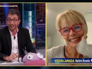 Belén Rueda confiesa en 'El Hormiguero 3.0' cómo son las comidas temáticas de su casa
