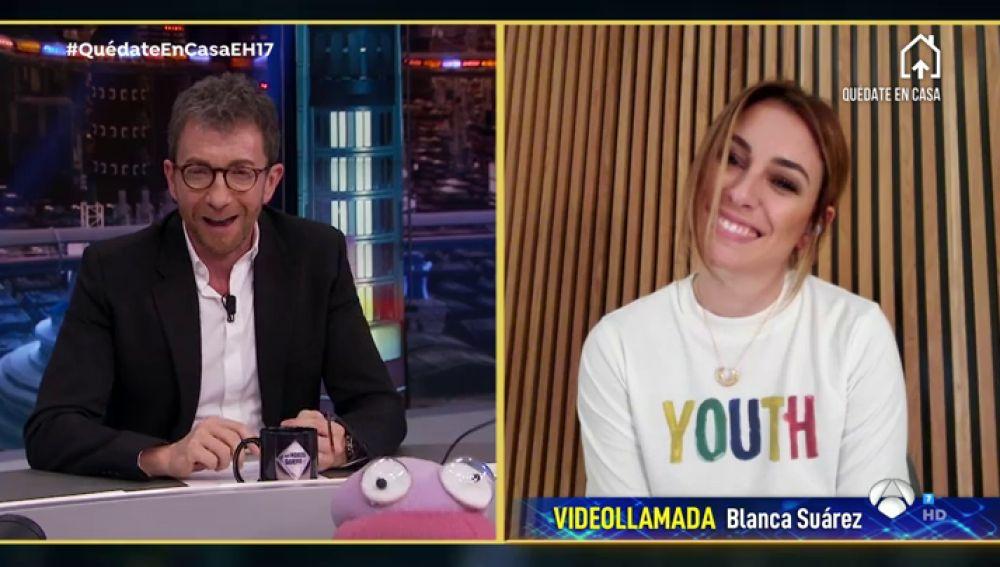 Disfruta de la entrevista completa de Blanca Suárez en 'El Hormiguero 3.0'