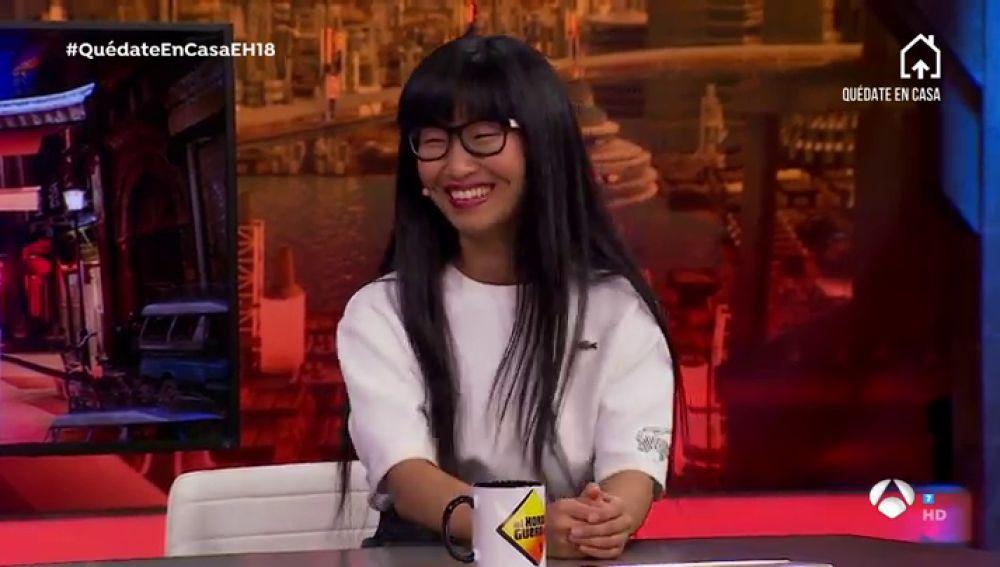 Yibing se convierte en profesora en 'El Hormiguero 3.0': ¿Qué tal se les da hablar chino en el programa?