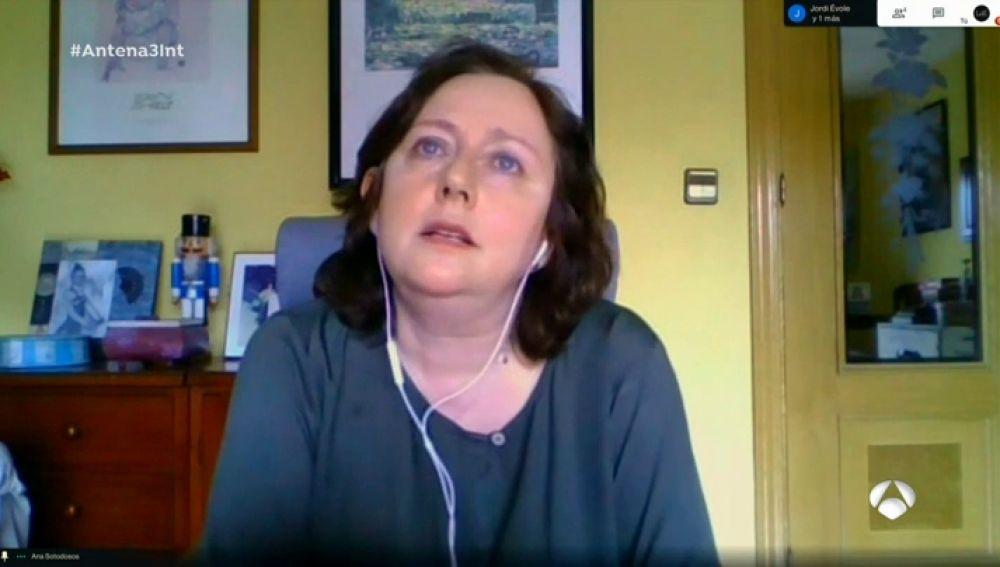 La emotiva entrevista de Jordi Évole a Ana, trabajadora en una residencia de mayores de Madrid