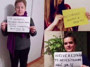 """Un centenar de españoles atrapados en Chile reclama ayuda para regresar: """"Necesitamos volver a casa"""""""