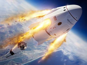 El historico lanzamiento de SpaceX y la NASA sera este sabado