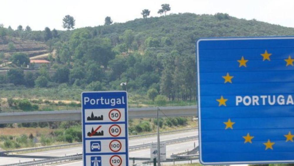 portugal frontera