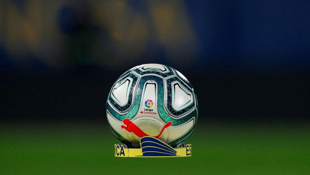 El balón de LaLiga