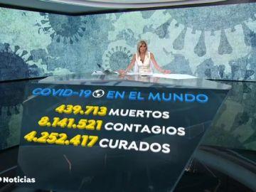Situación crítica en Bolivia por el azote del coronavirus
